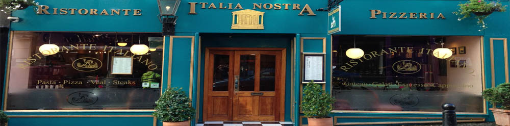 authentic italian food in stirling from italia nostra